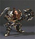 World of Warcraft® Action Figure - Dwarf Warrior-Thargas Anvilmar