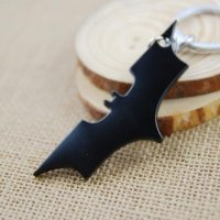 Брелок Batman Metal Keychain (цвет чёрный)