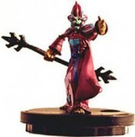 Warcraft  Miniatures Core Mini: MORGANIS BLACKEVEIN