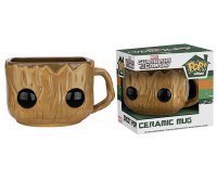 Чашка Guardians Of The Galaxy - Groot Pop! Home 12 oz. Mug