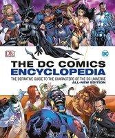 Книга DC Comics - Encyclopedia All-New Edition (Твёрдый переплёт) Eng