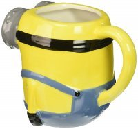 Чашка Миньоны Minions - Bob Ceramic sculpted Mug