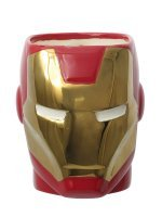 Чашка Marvel Iron Man Sculpted 3D Mug