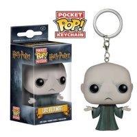 Брелок Harry Potter Voldemort Pocket Pop! Vinyl Figure Key Chain