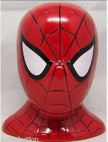 Бюст копилка Marvel Spiderman Ceramic Bust Bank