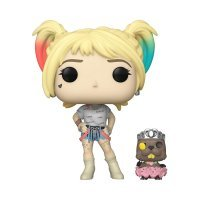 Фигурка Харли Квинн Funko Pop Heroes: Birds of Prey - Harley Quinn with Beaver