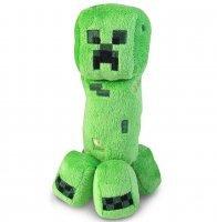 Мягкая игрушка Minecraft Green Creeper 18 cm