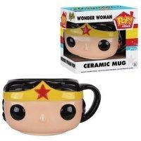 Чашка Funko Pop! Home 12 oz. Mug - Wonder Woman