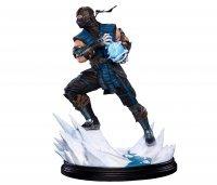 Mortal Kombat Sub-Zero Polystone Statue Sideshow - Статуэтка Сабзиро 53 см