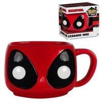 Чашка Funko Pop! Home 12 oz. Mug - Deadpool