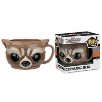 Чашка Funko Pop! Home 12 oz. Mug - Guardians of the Galaxy Rocket Raccoon