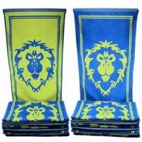 Полотенце со знаком Альянса (Alliance World of Warcraft Towel) 35 x 75cm