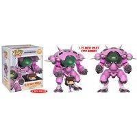 Фигурка Overwatch Funko Pop! D.Va and MEKA Buddy (Super-Sized) Figure