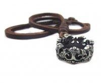 Медальон  LOTR The lord of the rings (металл + кожа)