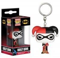 Брелок Funko Pop Keychains: DC - Harley Quinn