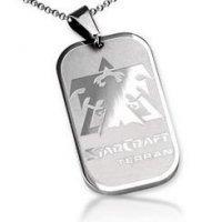 Медальон StarCraft 2 Terran Necklace  (№3)