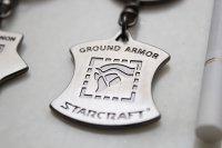 Брелок StarCraft II - Ground Armor