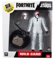 Фигурка Fortnite Фортнайт McFarlane Wild card Premium Action Figure