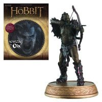 Фигурка с журналом The Hobbit - Narzug the Orc Figure with Collector Magazine #7