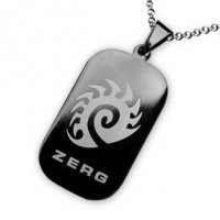 Медальон StarCraft 2 Zerg Necklace