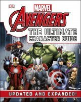 Книга Marvel The Avengers: The Ultimate Character Guide (Твёрдый переплёт) Eng