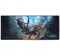 Коврик игровая поверхность World of Warcraft Forlorn Victory Gaming Desk Mat (90*37cm)