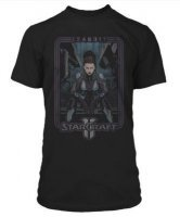 Футболка StarCraft II Kerrigan Ghost Premium  (размер L)