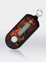 Blizzard Аутентификатор (Battle.net Authenticator для WoW, Diablo 3, Starcraft 2) с изображением Diablo 3