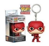 Брелок DC: Funko Pocket POP! Keychain - Justice League - The Flash