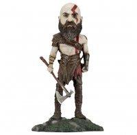 Фигурка God of War NECA Head Knocker - Kratos Figure