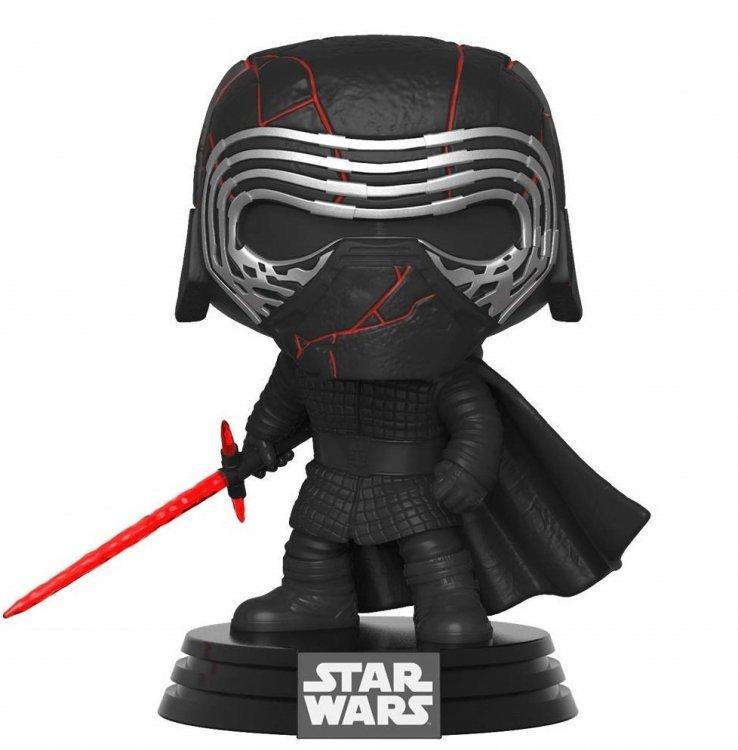 Фигурка Funko Pop! Star Wars: Episode 9, Rise of Skywalker - Kylo Ren