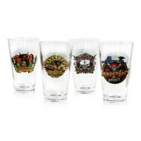 Набор стаканов World of Warcraft Pint Glasses (Set of 4)