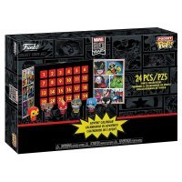 Календарь Funko Advent Calendar: Marvel 80th Anniversary, 24Pc