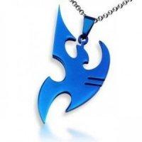 Медальон StarCraft 2 Protoss Necklace (цвет: синий)