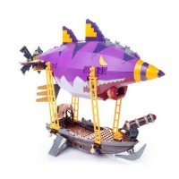 Mega Bloks World of Warcraft Set: goblin zeppelin ambush