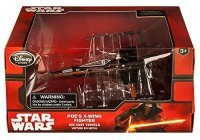 Фигурка Star Wars (Episode VII - The Force Awakens) Disney Die Cast - Poe's X-Wing Fighter