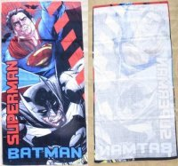 Полотенце Superman Batman Towel 120 x 60 cm Cotton