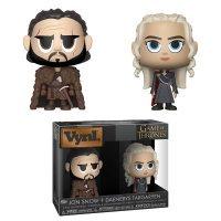 Фигурка Funko Vynl: Game of Thrones - Jon and Daenerys