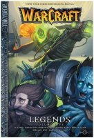 Книга Manga Warcraft: Legends Volume 5 (Мягкий переплёт)