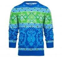Свитер World of Warcraft Ugly Holiday Alliance Sweater (размер L)