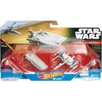 Фигурка Star Wars (Episode VII - The Force Awakens) Hot Wheels - Starship 2-Pack