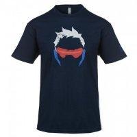 Футболка Overwatch Soldier 76 Shirt (размер L)