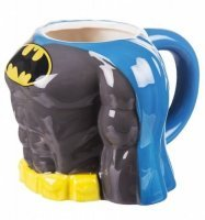 Чашка DC Comics Sculpted ceramic Mug - Batman Torso 3D 18 oz