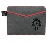 Держатель для карт World of Warcraft Horde Travel Card Wallet