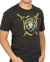 Футболка World of Warcraft Alliance Coat of Arms Premium (размер L)