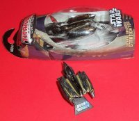 Фигурка Hasbro STAR WARS  GENERAL GRIEVOUS' STARFIGHTER - 2006