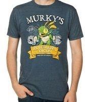 Футболка Heroes of the Storm Murky's Pufferfish Tacos (размер L)