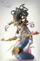 WORLD OF WARCRAFT: SERIES 4: LADY VASHJ DELUXE COLLECTOR FIGURE