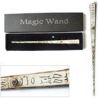 Sirius Black Magical Wand (white) + LED (Волшебная палочка Сириуса Блека) + светодиод
