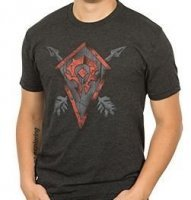 Футболка World of Warcraft Horde Coat of Arms Premium (размер M)